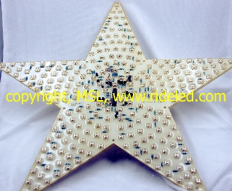 LED Star, MSL Star module replacement module without housing